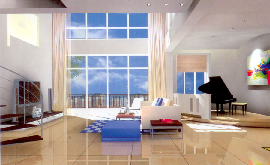 Interior design decorating contemporary design ideas for Architecture design for home in noida